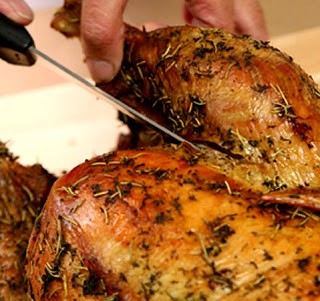 how to carve a turkey 2