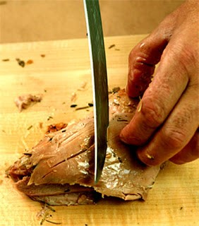 how to carve a turkey 5