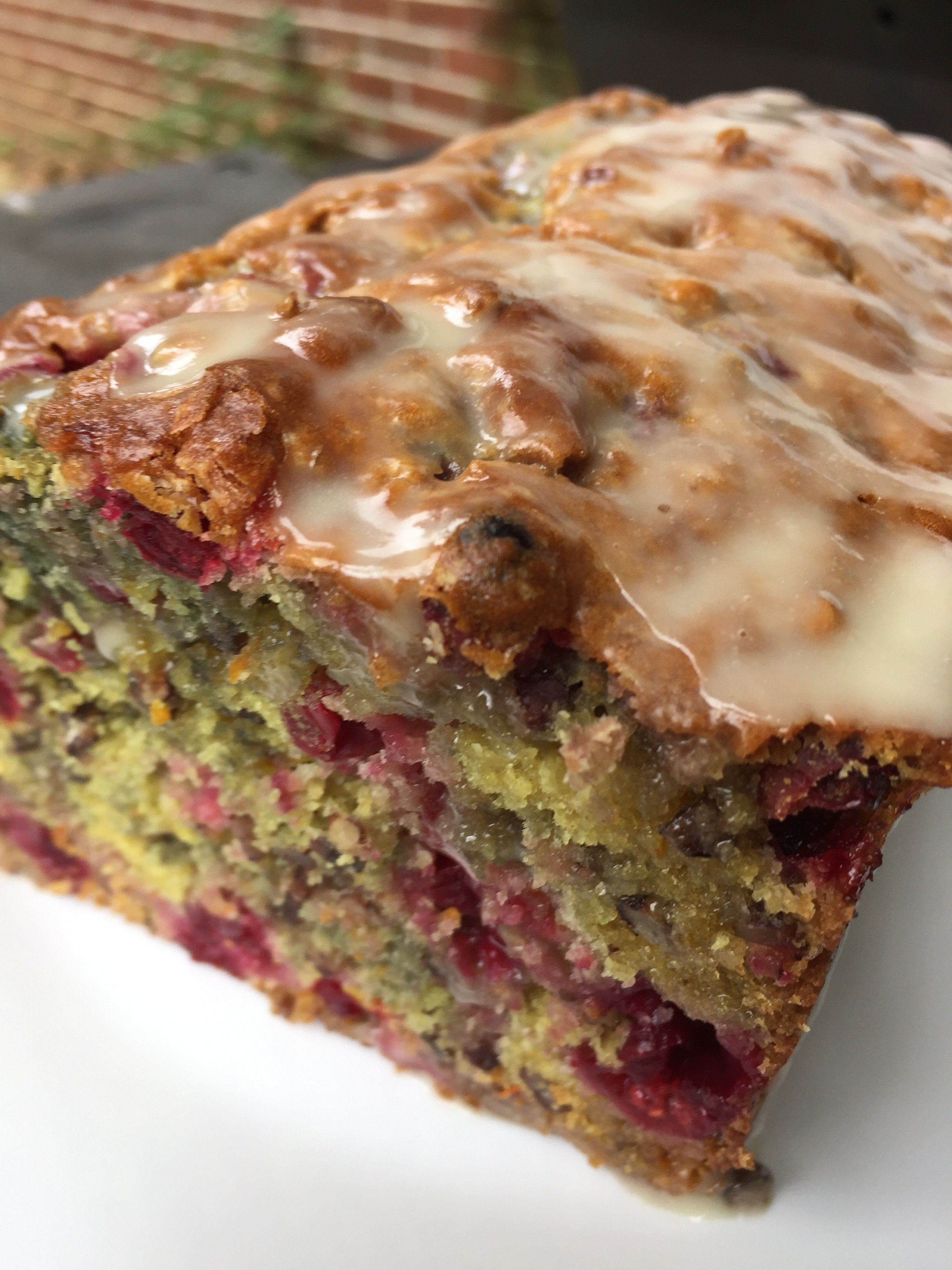 Cranberry Orange Bread