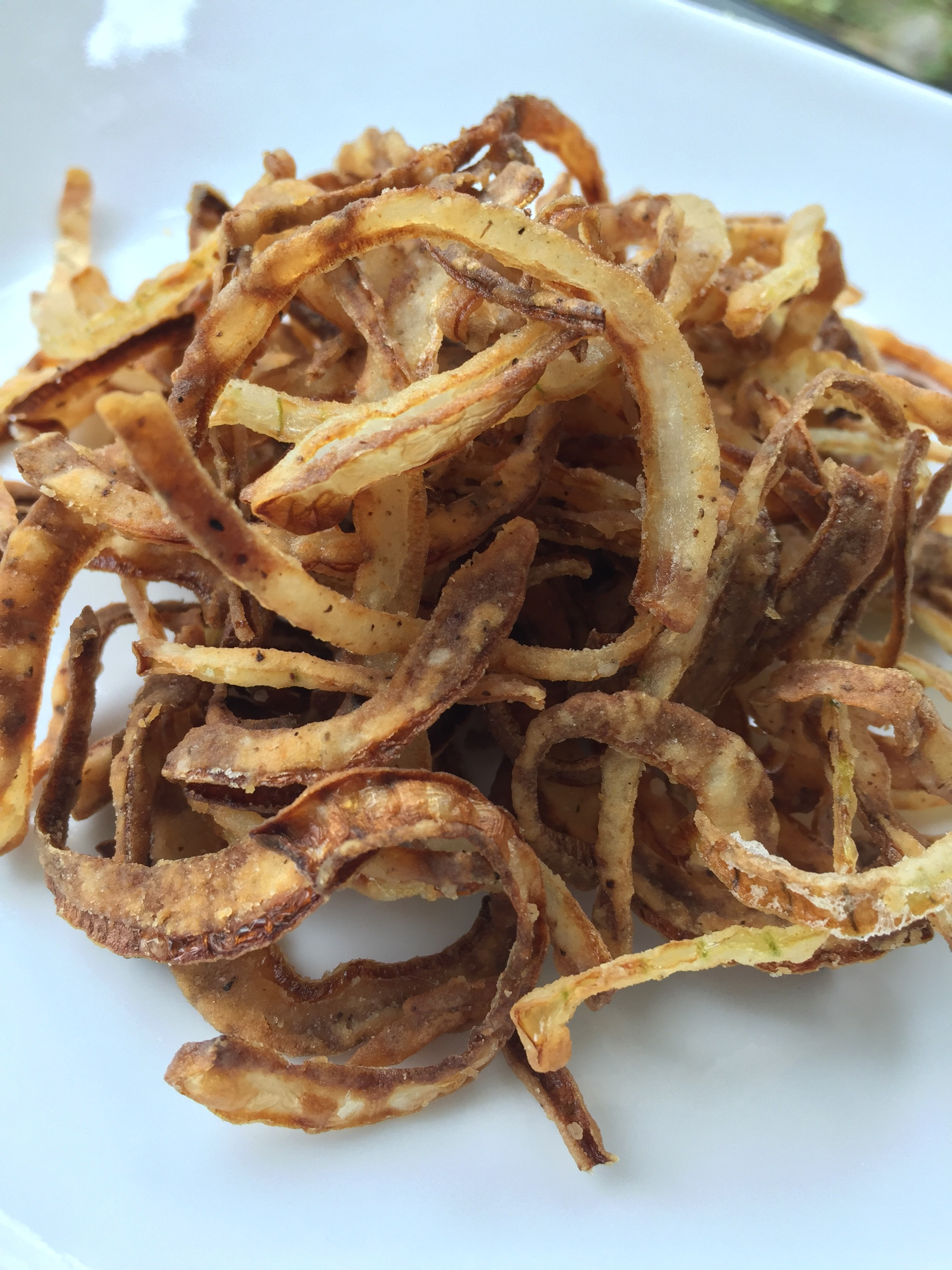 French Fried Onions – How to Make French Fried Onions