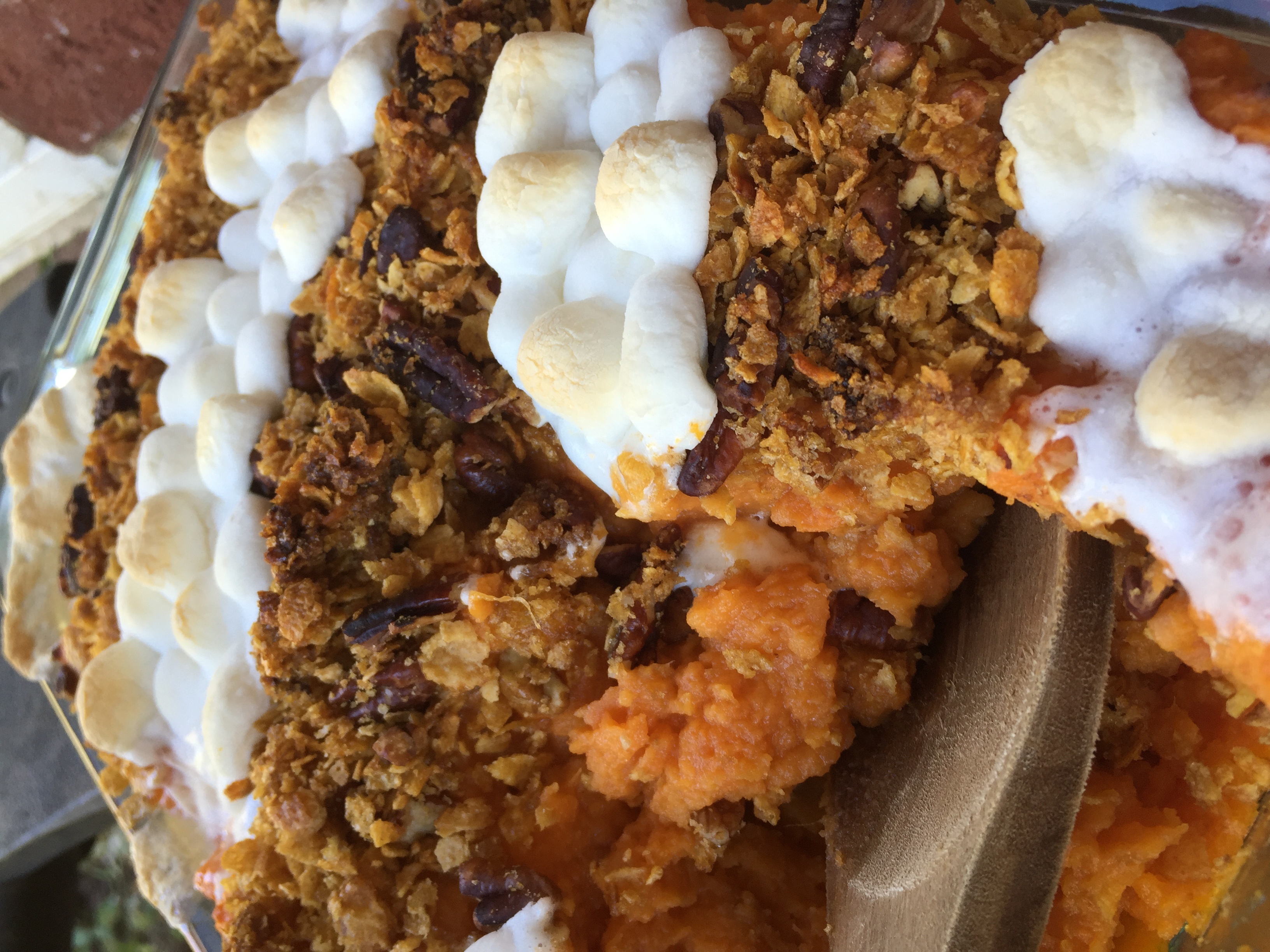 Classic Sweet Potato Casserole - Thrillbilly Gourmet